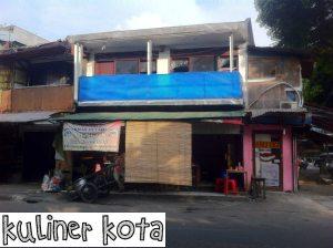 warung Soto Kaki Sapi Betawi Mencos Jakarta