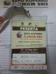 peserta expo koperasi & umkm surabaya